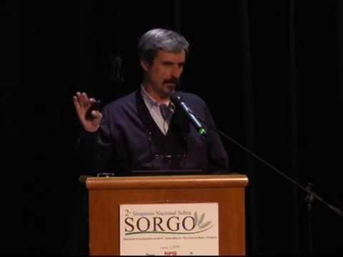 Simposio Nacional de Sorgo 2015 - Ing. Agr. Esteban Hoffman