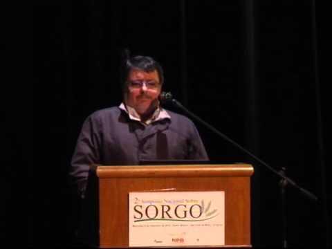 Simposio Nacional de Sorgo 2015 - Ing. Agr. Roberto Verdera